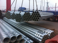 Construction material hot dipped galvanized steel pipe /Lowest Price/water storag tank