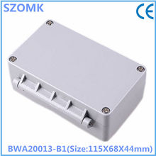 IP67 aluminum waterproof electrical junction boxes