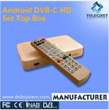 Digital Cable TV Receiver Decoder