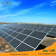 MuTian Customized 100KW industry off grid solar power system
