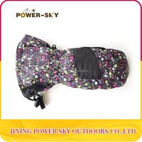 Best selling thinsulate hipora printing ski gloves