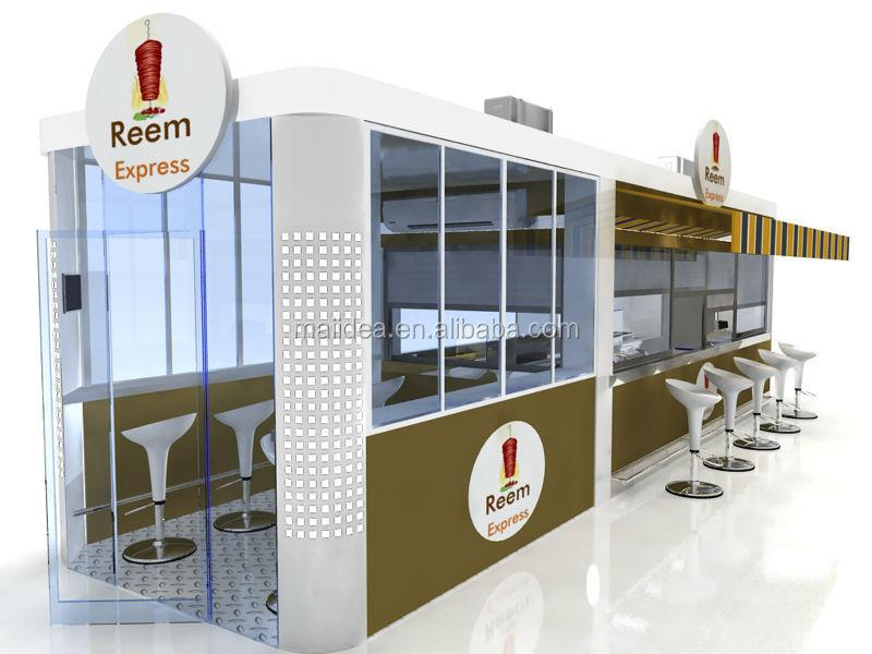 Prix d 39 usine faible co t exp dition ext rieure contenant restaurant modulaire conteneur d - Cucine on line low cost ...