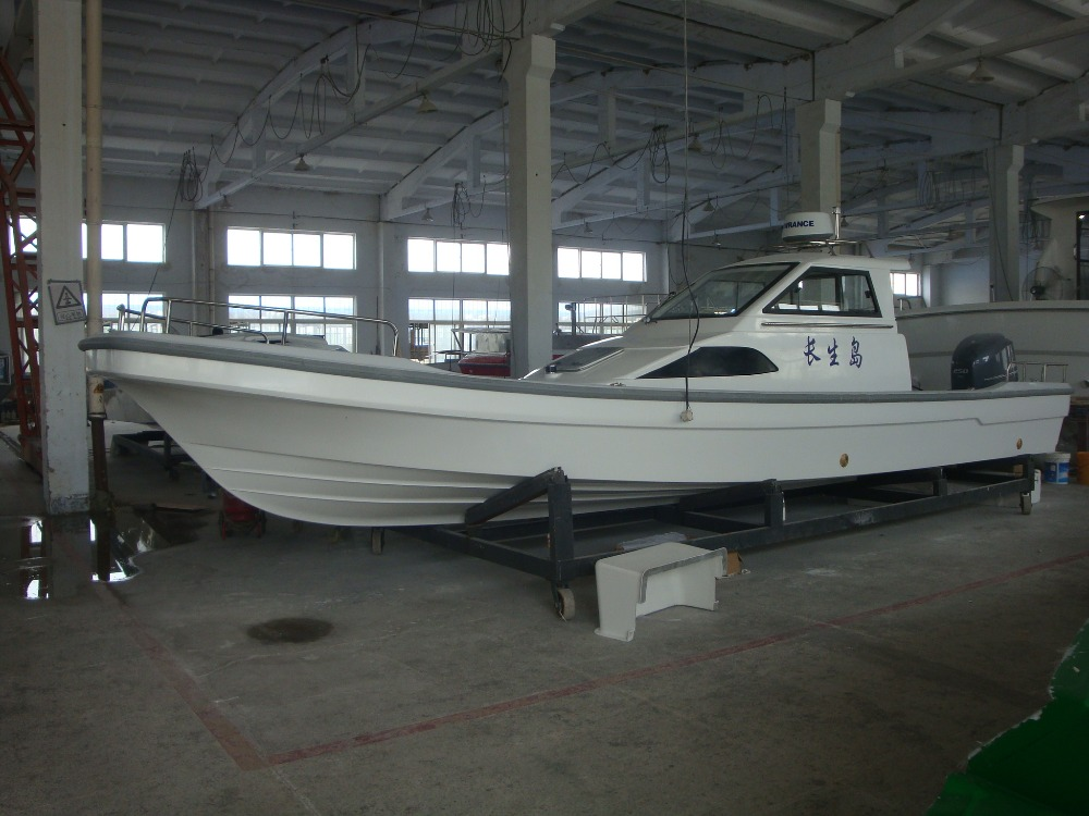 Grandsea 19ft cuddy cabin quality aluminium material for Aluminum boat with cabin for sale