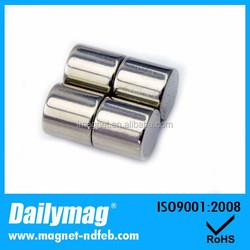 5x5mm N35 Neodymium Magnets