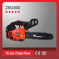 gardening tools 18.3cc ZM2000 king saw chain for wood processor