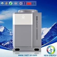 scroll compressors zw evi air to water heat pump split
