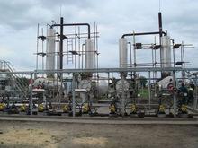 petroleum (oil) refinery