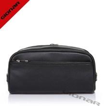 Genuine leather dop kit men clutch bag brands dop kit