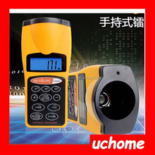 UCHOME New Handheld Ultrasonic Infrared Distance Meter Measurer with Laser Point CP3007