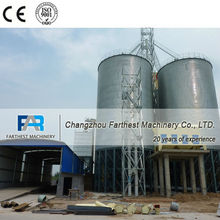 China Silo Manufacturers For Paddy Storage