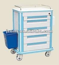 Drug Delivery Cart/Dressing Trolley EMS-DT1213