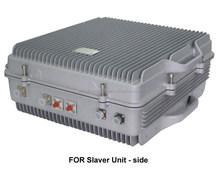 digital fiber optic vhf repeater