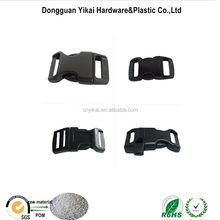 5/8 wholesale plastic buckle /breakaway buckle/plastic safety buckle for bag