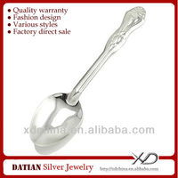 XD XS020 990 pure silver spoons baby silver spoon