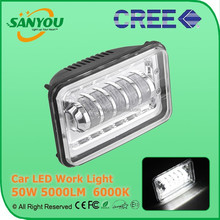 LED Off-road Light 50W LED Work Light,12/24V Driving On Truck,Jeep LED driving light