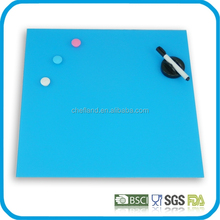best quality promotion customizing glass drawing board/Glass memo board/Glass notice board