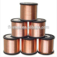 good selling silver plated copper wire