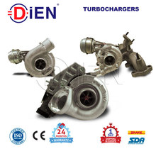 769701-5003S Turbocharger for Audi A4 / A6 TDI 132KW/Cv Diesel GTB1756VK
