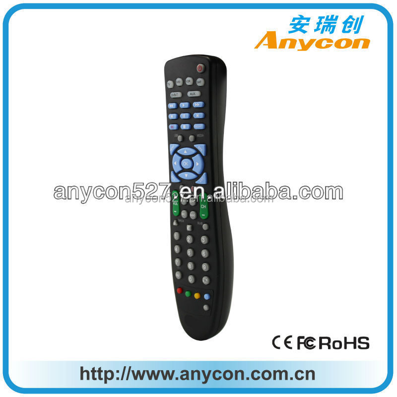 Universal remote with learning function