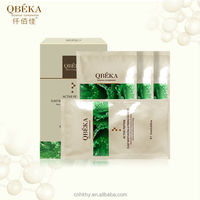 Companies looking for distributors invisible silk facial mask QBEKA plant 100% silk full face mask
