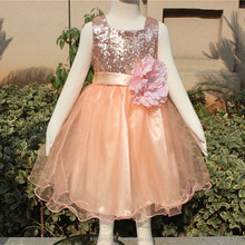 Fashion new arrival children frocks designs,free prom dress, sequin dresses for girls 0-8 years old