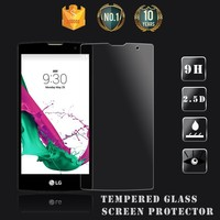 2016 Newest Arrival .33mm Protective Film Tempered Glass Screen Protector for LG G4C /G4 Compact/ G4 Mini Mobile Accessory