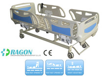 Popular star products!!Hospital bed with 3 functions ICU professional equipment;electric massage bed;DW-BD109