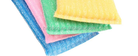 NEEDLE straight scouring scrubbing king home kitchen cleaning sponge factory washing wipe