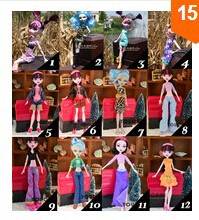 Кукла 28 monster.high
