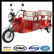 SBDM Motorcycle Solar Electric Tricycle Made In China For Passenger