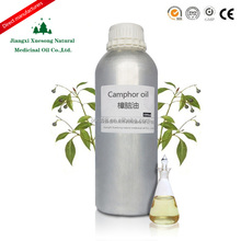 High quality brown camphor oil