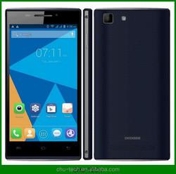 DOOGEE Turbo Mini F1 4G Smartphone 64bit MTK6732 Quad Core 1GB 8GB 4.5 Inch QHD Screen