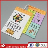 Custom Flannel Gift Bags