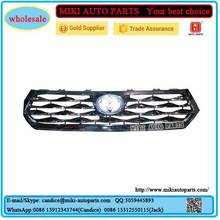 Car chrome front grille for toyota highlander 2012