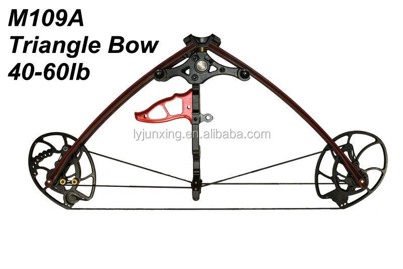 Busur Panah Terbaik 40-60lb Segitiga Busur Panah