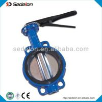 Flow Control Butterfly Valve Weight