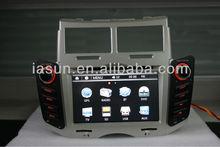 2 din hd de pantalla táctil multimedia coche gps para toyota yaris