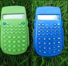 new design hot sale 56 function cheap mini scientific calculator 10+2 digits