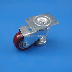 3 Inches Caster Wheel with Feet Cup