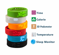 hot sell running watch pedometer pedometer for your wrist