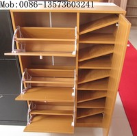 whole sale low price wooden shoe rack