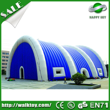 Convenient sealed inflatable for sleeping,tent bubble with door and window,outdoor tent for rest