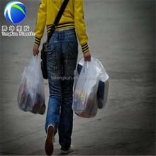 cheap customize accept handle strong plastic shopping bag