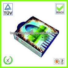 Custom Order and baby products packaging plastic box Industrial Use baby bottle pacakging box