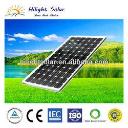 High quality cheapest price per watt solar panels 270Wp