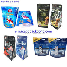 Contemporary Best Selling Healthful Small Pet Food Bag With Zipper