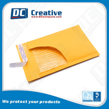 Durable and custom Kraft paper air mailer bubble mailer/envelope