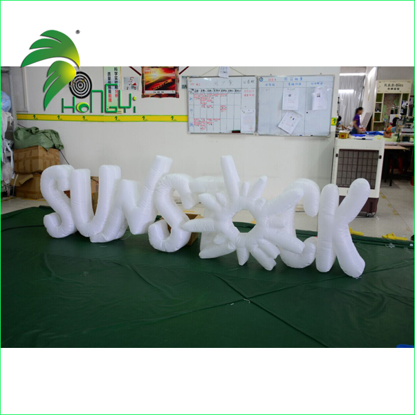inflatable font  (3)