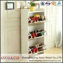 hot sale 3 drawer shoe cabinet tall cabinet with drawers