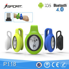 Portable Bluetooth 4.0 Wristband Pedometer fitness wristband activity